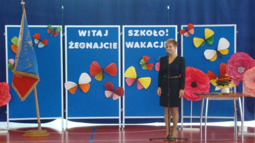 Rozpoczęcie roku szkolnego w Dźwirzynie